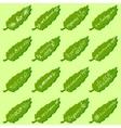 icons - eco bio middle ecology organic vector image