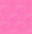 beautiful seamless background dahlias hand-drawn vector image