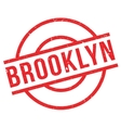Brooklyn rubber stamp vector image vector image