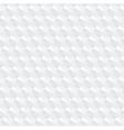 Geometric white pattern