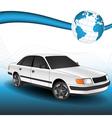 3D Car vector image