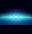 interstellar space backgroundcosmic galaxy vector image