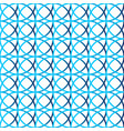 colorful repeatable background with intersecting vector image vector image