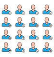 people icon people jpeg people object people vector image vector image