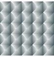 pyramid seamless pattern vector image vector image