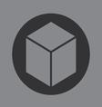 box icon symbol vector image vector image