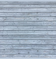 rustic pale painted timber wall vector image