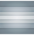 Abstract background with grey paper layers vector image vector image