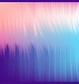 abstract creative fluid multicolored blurred vector image vector image