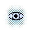 all-seeing eye comics icon