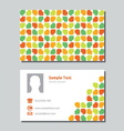 Businessman card7 resize vector image vector image