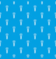 hairbrush pattern seamless blue vector image vector image