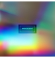 Fluid iridescent multicolored background