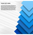 abstract advertising template vector image vector image