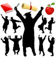 Graduation set vector | Price: 1 Credit (USD $1)