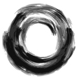 Motion circle 01 vector image vector image