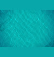 sea water ocean surface vector image