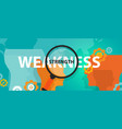 strength weakness analysis swot in business vector image vector image