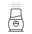 purifier humidifier icon outline style vector image vector image
