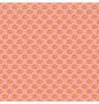 seamless cartoon piggy bank in flat design vector image vector image