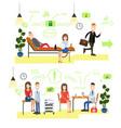 healthcare and medicine concept vector image