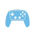 controller console game play entertainment vector image vector image