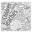 Who Uses Origami in Society Today Word Cloud vector image vector image