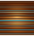 Abstract striped blue brown and orange background vector image vector image
