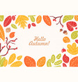 background or backdrop with frame or border made vector image vector image