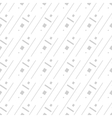 simple seamless minimalistic pattern vector image vector image