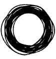 Circle 02 vector image vector image