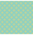 Seamless pattern with diamond shapes vector image vector image