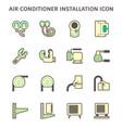 20190414 air conditioner icon 2 green