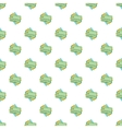 Credit card pattern cartoon style vector image