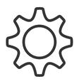 white media icon graphic vector image vector image