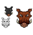 Wild boar or hog vector | Price: 3 Credits (USD $3)