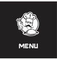 Chef menu design