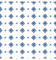 Seamless folk pattern Russian style vector image vector image
