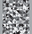 triangular or square geometric abstract seamless vector image