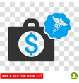 Medical Business Eps Icon vector image