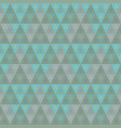 seamlesss pyramid pattern vector image vector image