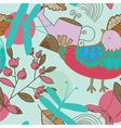 garden background texture vector image vector image