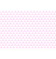 Pink love abstract triangles retro paper pattern