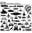 Transport graphics vector