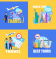 business travelspecial offer 30 50 percent off vector image vector image