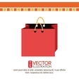 commercial icon design vector image