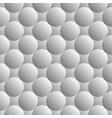 Design seamless monochrome sphere pattern vector image vector image