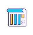 schedule rgb color icon