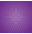 abstract colored rays of the sun vector image vector image
