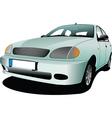 motor car vector image vector image